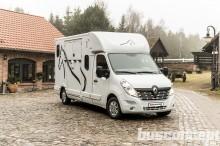 veicolo commerciale van per trasporto di cavalli nuovo