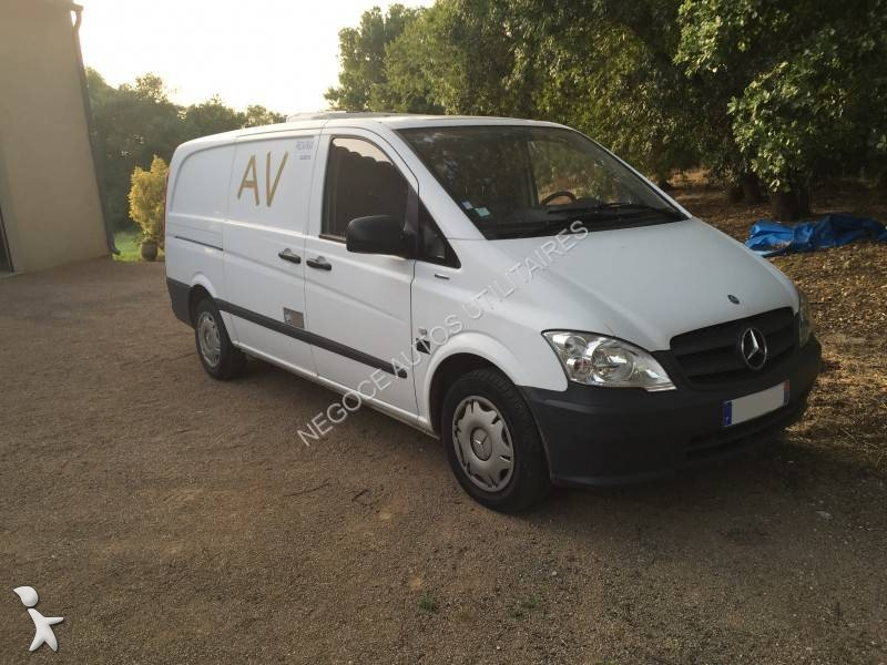 utilitaire frigo mercedes vito 2 annonces de utilitaire frigo mercedes vito occasion. Black Bedroom Furniture Sets. Home Design Ideas