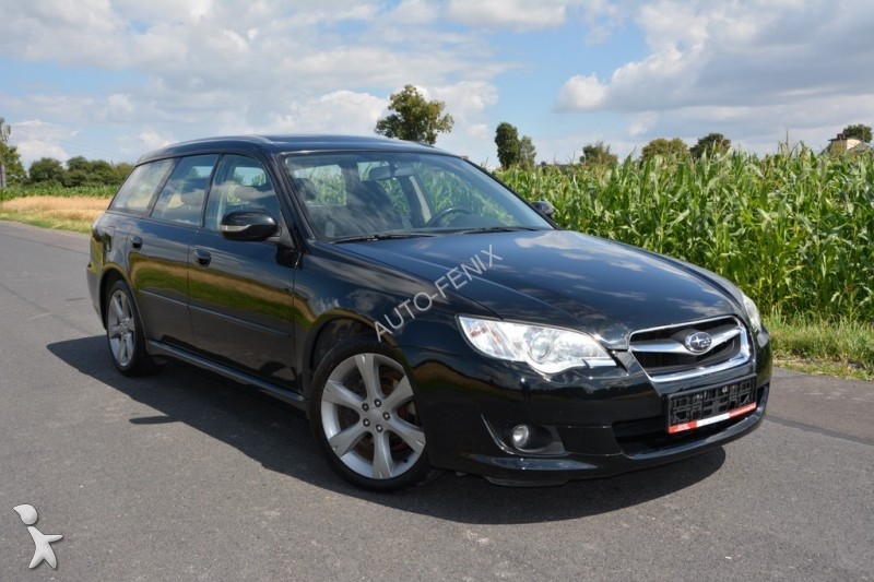 voiture break occasion subaru legacy annonce n 1751923. Black Bedroom Furniture Sets. Home Design Ideas