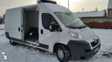 utilitaire frigo caisse positive Peugeot