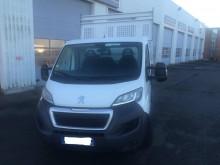 utilitaire benne Peugeot