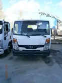 furgoneta volquete ampliroll Nissan