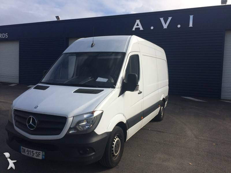 fourgon utilitaire mercedes sprinter 313 cdi 37s 4x2 occasion n 1806257. Black Bedroom Furniture Sets. Home Design Ideas