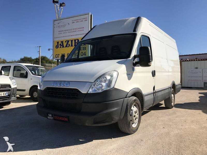 fourgon utilitaire occasion iveco daily 35s11 annonce n 1806412. Black Bedroom Furniture Sets. Home Design Ideas