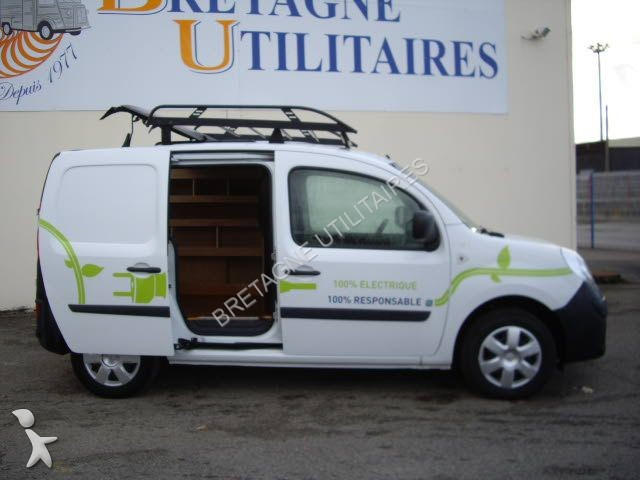 fourgon utilitaire renault kangoo z e electrique bva. Black Bedroom Furniture Sets. Home Design Ideas