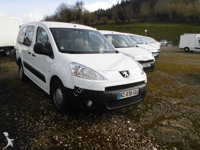 Peugeot Partner 5 Places Peugeot Partner 5 Places