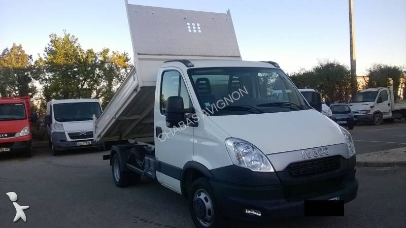 utilitaire benne iveco standard daily 35c17 4x2 occasion. Black Bedroom Furniture Sets. Home Design Ideas