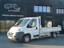 utilitaire plateau ridelles Peugeot