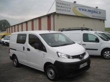 Nissan NV200 1.5 DCI 90CV CABINE APPROFONDIE 5 PLACES