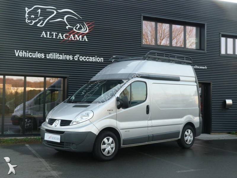 fourgon utilitaire renault trafic l1h2 2 0l dci 115 cv. Black Bedroom Furniture Sets. Home Design Ideas