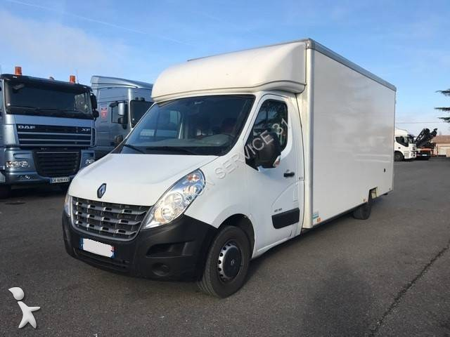 fourgon utilitaire renault master 150 dci 4x2 occasion n. Black Bedroom Furniture Sets. Home Design Ideas