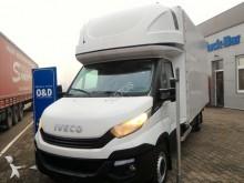 furgoneta con lona nueva