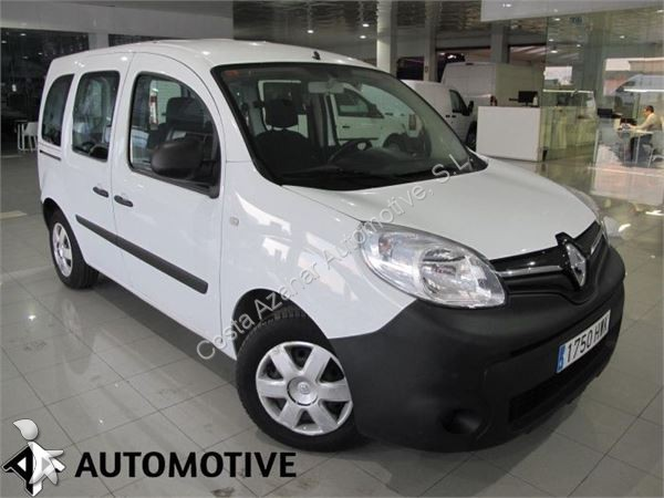 fourgon utilitaire renault kangoo 1 5 dci combi occasion. Black Bedroom Furniture Sets. Home Design Ideas