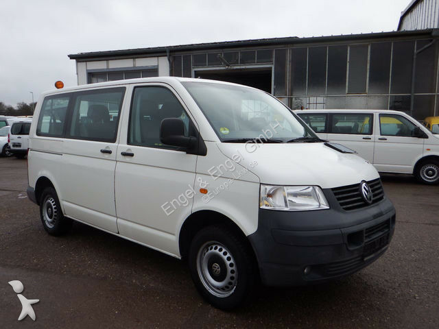 combi volkswagen transporter t5 1 9l tdi 9 sitzer klima. Black Bedroom Furniture Sets. Home Design Ideas