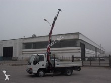 furgoneta volquete estándar Isuzu