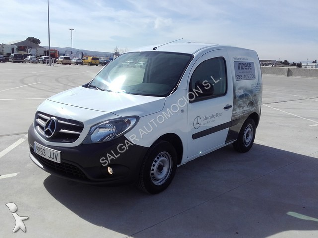 utilitaire ch ssis cabine mercedes citan 108 cdi occasion. Black Bedroom Furniture Sets. Home Design Ideas