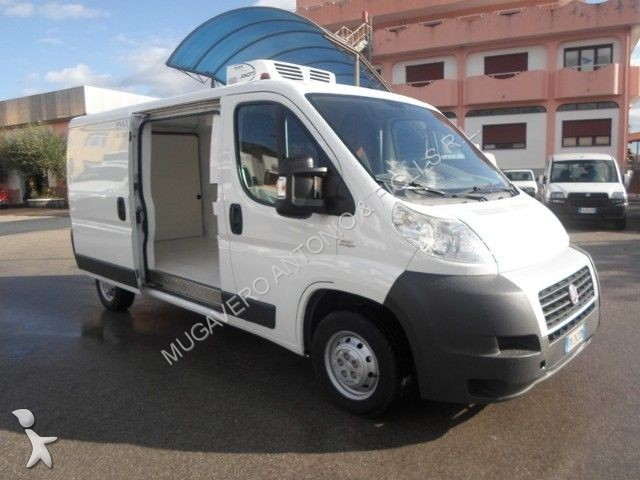 utilitaire frigo fiat ducato 2 3mjt 2 3mjt occasion n 1885788. Black Bedroom Furniture Sets. Home Design Ideas