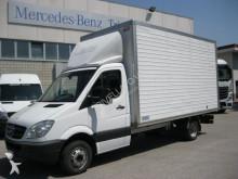 Furgoneta caja abierta plataforma con toldo Mercedes