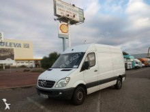 Mercedes insulated refrigerated van