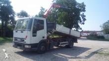 furgoneta volquete Iveco