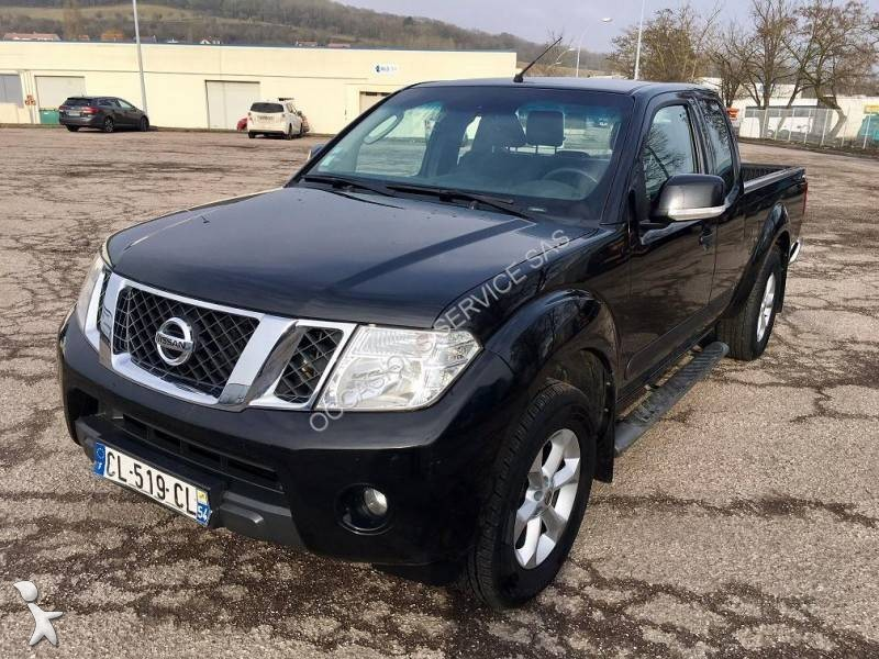utilitaire plateau nissan navara 2 5 dci 190 4x4 occasion n 1916000. Black Bedroom Furniture Sets. Home Design Ideas