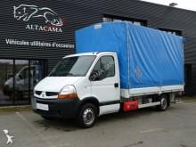 furgoneta con lona Renault
