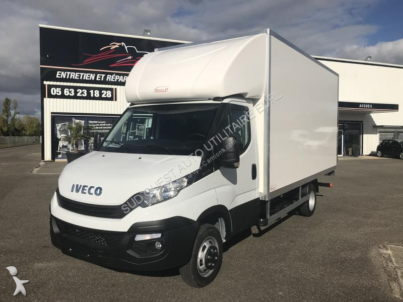 fourgon utilitaire iveco daily 35c15 hayon occasion n 1921069. Black Bedroom Furniture Sets. Home Design Ideas