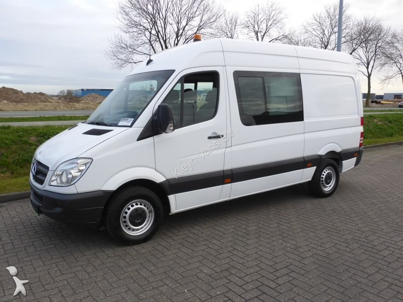 fourgon utilitaire mercedes sprinter 313 cdi l2h occasion. Black Bedroom Furniture Sets. Home Design Ideas