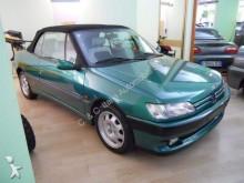 Peugeot 306 cat Cabriolet Roland Garr