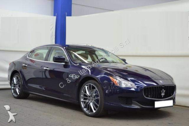 voiture maserati berline quattroporte 4 2 occasion n 1927580. Black Bedroom Furniture Sets. Home Design Ideas
