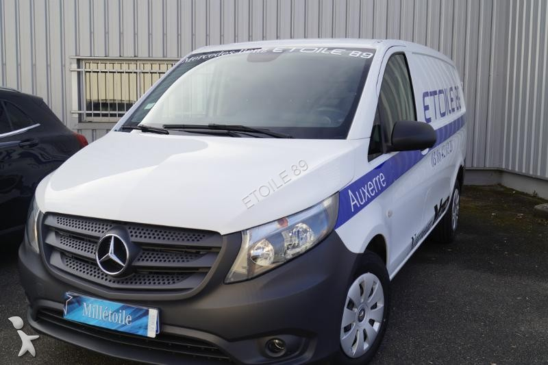 fourgon utilitaire mercedes vito fg 109 cdi long occasion. Black Bedroom Furniture Sets. Home Design Ideas