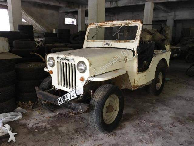 voiture jeep pick up willys occasion n 1930168. Black Bedroom Furniture Sets. Home Design Ideas