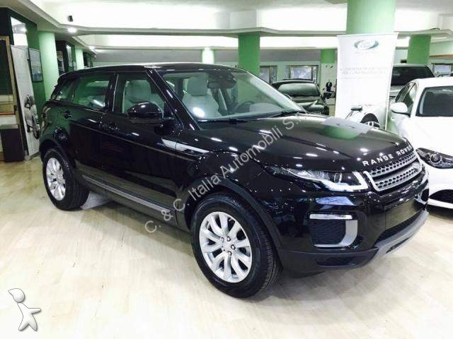 voiture land rover pick up range rover evoque 2 0 td4 5p pure neuve n 1930202. Black Bedroom Furniture Sets. Home Design Ideas