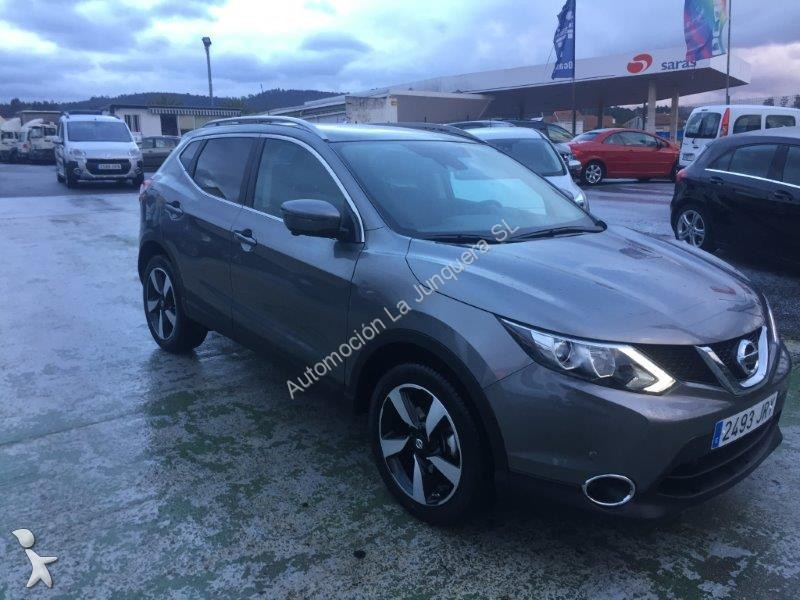 voiture nissan berline qashqai 4x2 1 5 dci n connecta occasion n 1933289. Black Bedroom Furniture Sets. Home Design Ideas