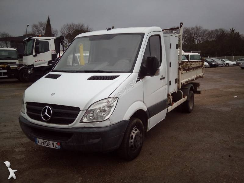 utilitaire benne mercedes standard sprinter 513 cdi 4x2. Black Bedroom Furniture Sets. Home Design Ideas
