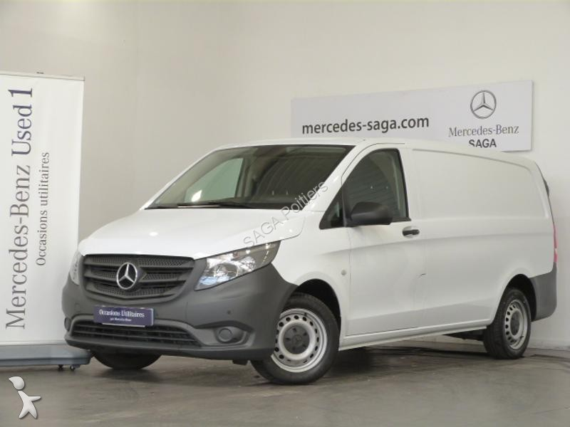 fourgon utilitaire mercedes vito fg 114 cdi long pro. Black Bedroom Furniture Sets. Home Design Ideas
