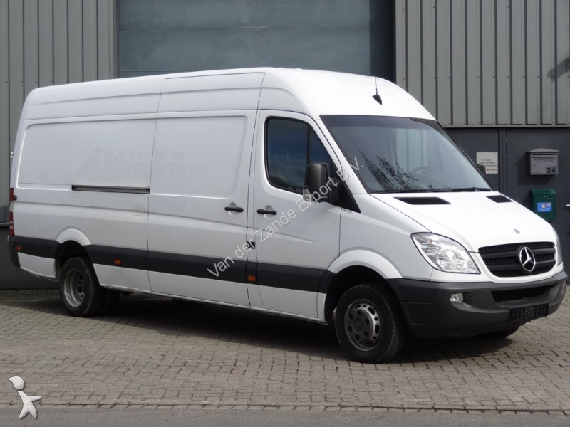 fourgon utilitaire mercedes sprinter 516 cdi maxi occasion. Black Bedroom Furniture Sets. Home Design Ideas