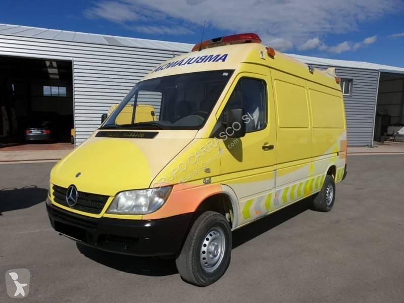 Used ambulances SPAIN