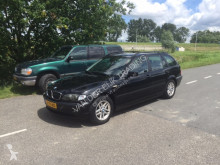 BMW SERIE 3 3 18d Black & Silver II