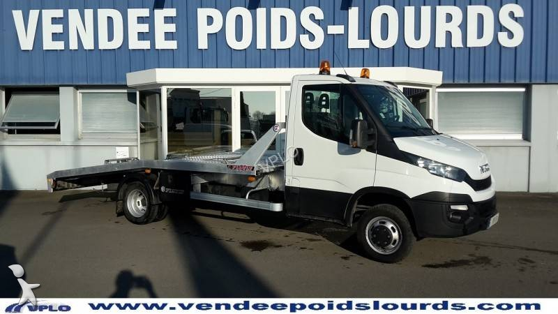 utilitaire porte voitures iveco daily pays de la loire 1 annonces de daily pays de la loire. Black Bedroom Furniture Sets. Home Design Ideas