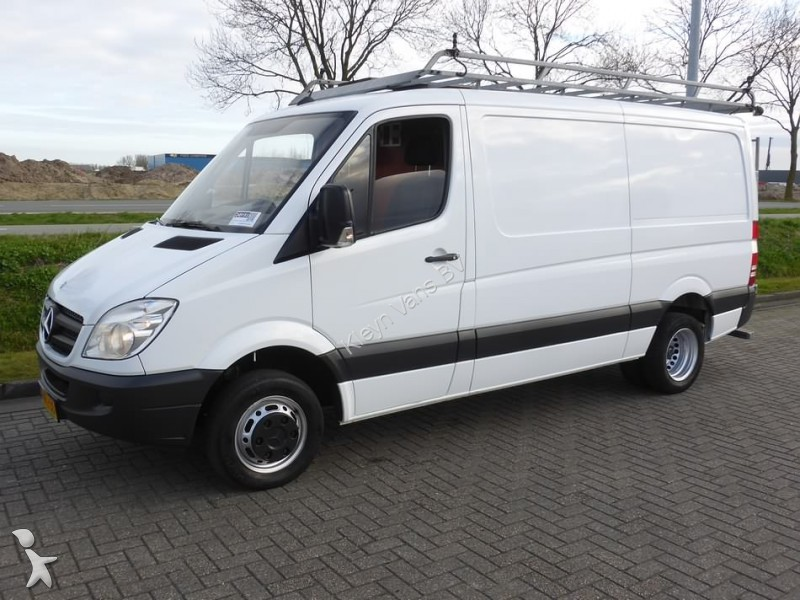 fourgon utilitaire mercedes sprinter 516 cdi l2 ac 3500 kg trekha occasion n 1953316. Black Bedroom Furniture Sets. Home Design Ideas