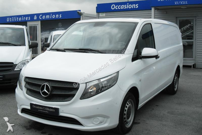 fourgon utilitaire mercedes vito fg 111 cdi long pro. Black Bedroom Furniture Sets. Home Design Ideas