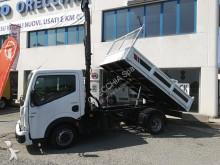 Furgoneta caja abierta teleros Renault