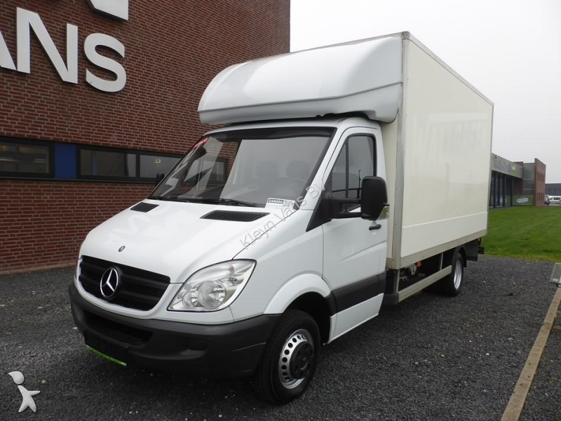fourgon utilitaire mercedes sprinter 513 cdi box occasion. Black Bedroom Furniture Sets. Home Design Ideas