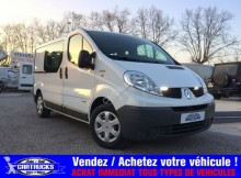 Renault Trafic II FG L1H1 1000 2.0 DCI 115CH CABINE APPROFONDIE EXTRA