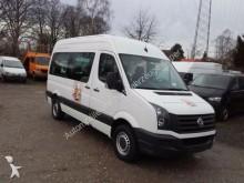 Volkswagen Crafter 35 Bus hoch+lang 9 Sitzer Rollstuhlrampe