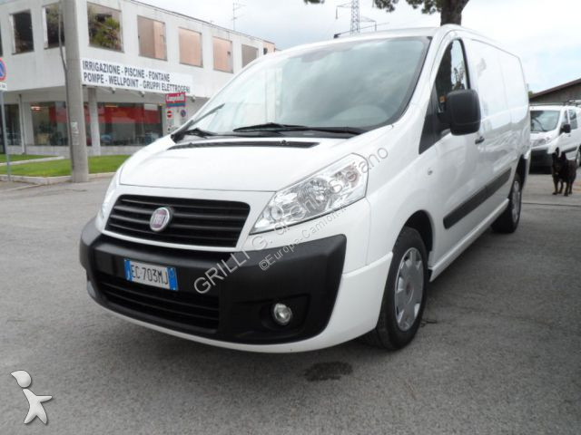 fourgon utilitaire fiat scudo 2007 diesel 2 0 mjt lh1 12q sx 120cv dpf 2008 kw 88 passo 3. Black Bedroom Furniture Sets. Home Design Ideas