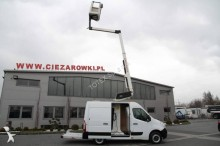 utilitaire nacelle articulée Renault