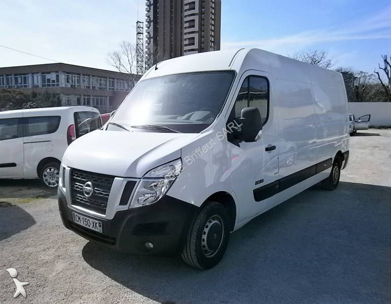 Fourgon utilitaire nissan nv400 l2h2 4x2 occasion n 1969445 for Garage nissan utilitaire