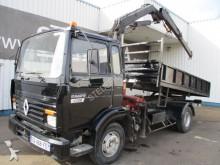 Renault Midliner S 130 , Tipper / Crane HMF